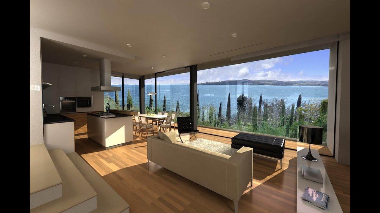 Villa padenghe for sale just 50 meters from lake villa for Disegni casa sul lago con vista sul lago