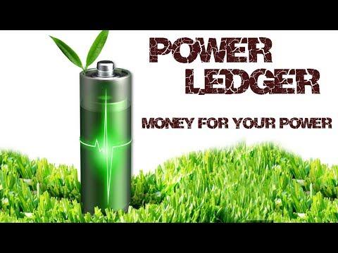 POWER LEDGER: Money for your Power (2018)