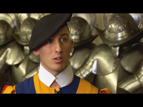 A look at the Swiss Guard