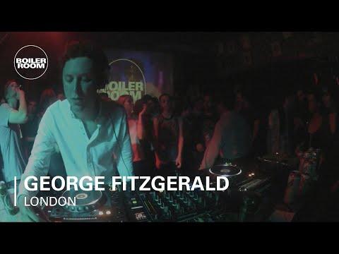 George Fitzgerald Boiler Room London DJ Set