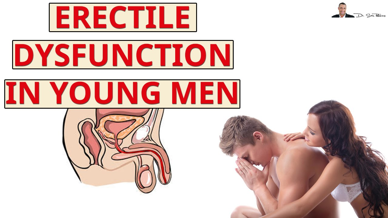 Sexual dysfunction in men over 40