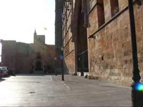 Mallorca Travel: View of Bay of Palma from La Seu Cathedral