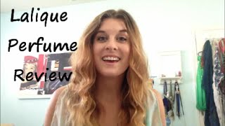 Lalique Perfume Review