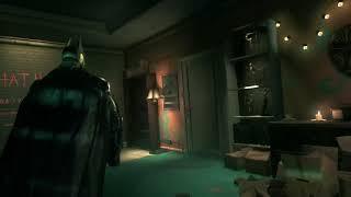 Batman: Arkham Knight: the Barbara Gordon Killing Joke scene