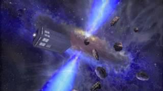 TARDIS voice - SMS alert