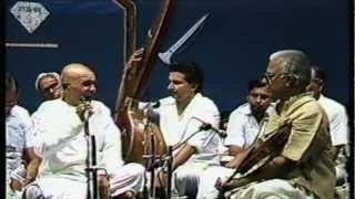 Semmangudi Srinivasa Iyer (8) - Saravanabhava -  Shanmukhapriya