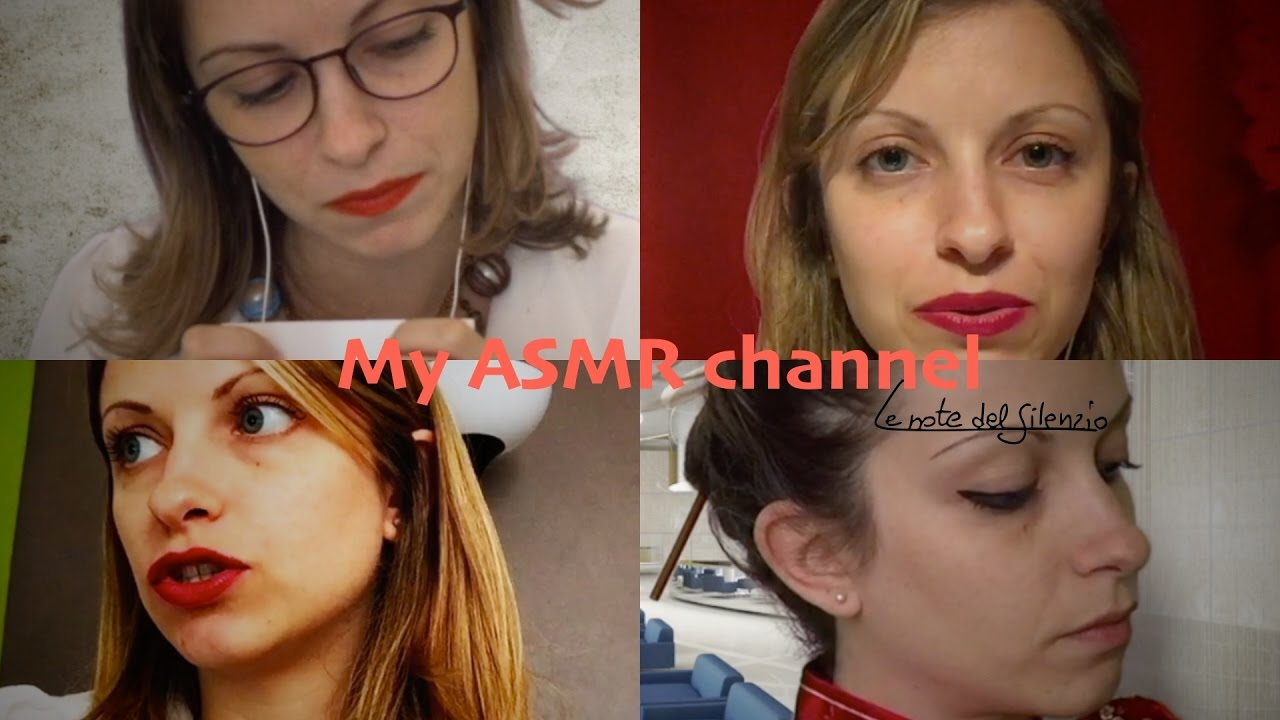 I'll show you my ASMR world!