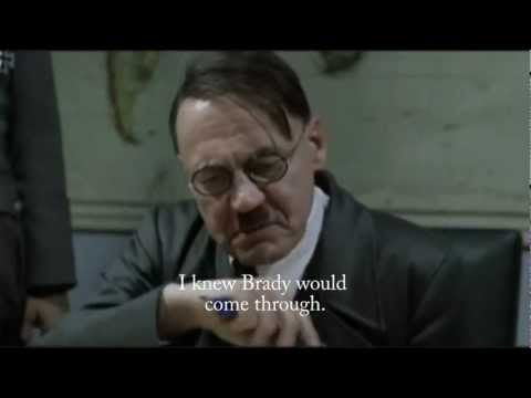 Hitler Reacts To The Super Bowl XLVI Result