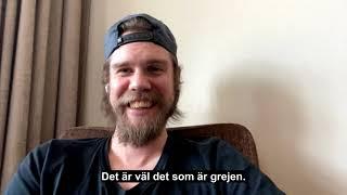 Svenske Christopher missade ny regel - sitter fast i Norge
