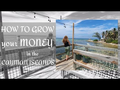 How to Grow Your Money in the CAYMAN ISLANDS 🇰🇾 (English)/ Investment Oportunities even for EXPATS