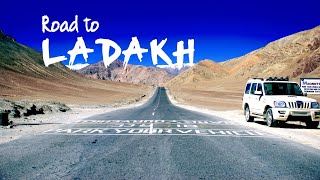 Ladakh Road Trip | Chandigarh to Leh by Road | Adventure