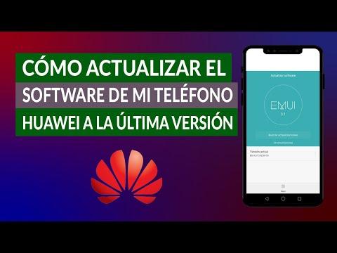 ¿Cómo Actualizar el Software de mi Teléfono Huawei a la Última Versión? - Guía Paso a Paso