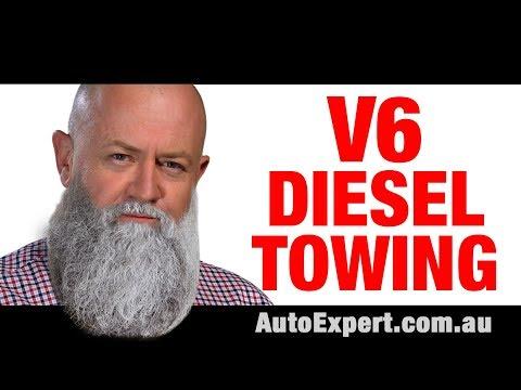 Do I need a V6 diesel ute (Amarok, X-Class) for heavy towing?   Auto Expert John Cadogan