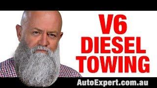 Do I need a V6 diesel ute (Amarok, X-Class) for heavy towing? | Auto Expert John Cadogan