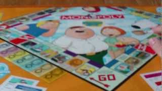 Monopoly Review 2 - Family guy