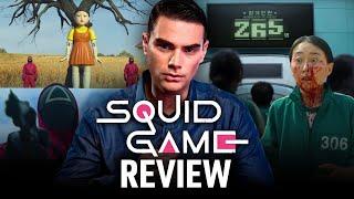 "Ben Shapiro Reviews ""Squid Game"""