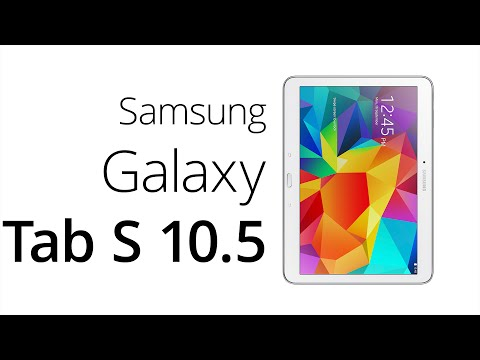 Samsung Galaxy Tab S 10.5 (recenze)