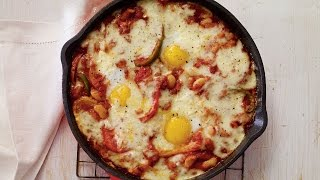 Ranchero eggs with Brick cheese | All You Need Is Cheese