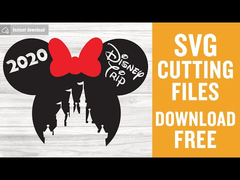 Disney Trip 2020 Svg Free Cut Files For Silhouette Cameo Free Download