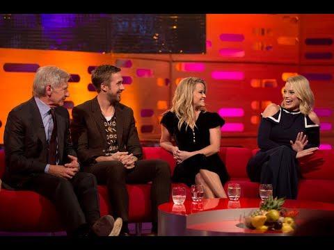 Graham Norton - 29/9/17 - Harrison Ford, Ryan Gosling, Margot Robbie & Reese Witherspoon