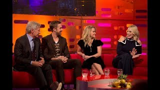 Graham Norton - 29/9/17 - Harrison Ford, Ryan Gosling, Margot Robbie & Reese Witherspoon