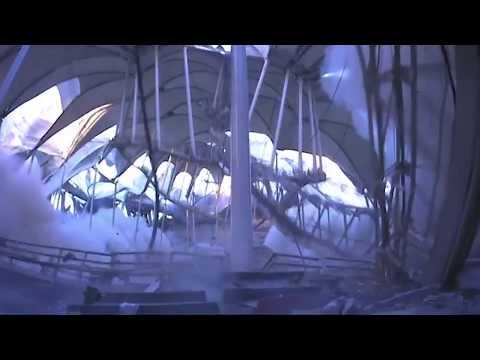 Inside the Georgia Dome's Implosion