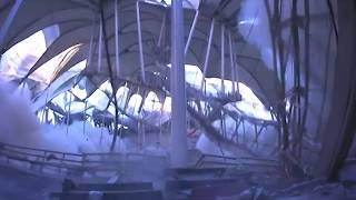 Inside the Georgia Dome
