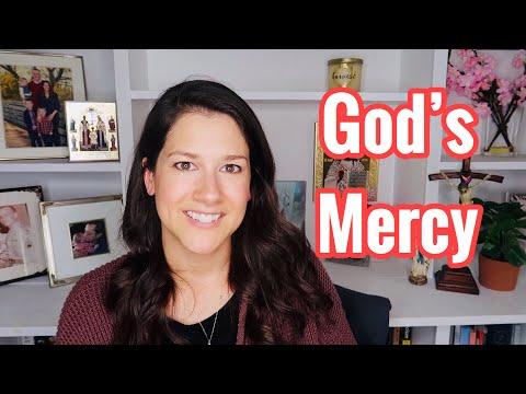 What is God's Mercy ~ Divine Mercy Sunday
