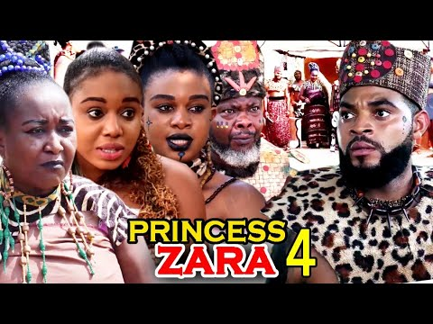 Download PRINCESS ZARA SEASON 4 - (New Movie) 2020 Latest Nigerian Nollywood Movie Full HD
