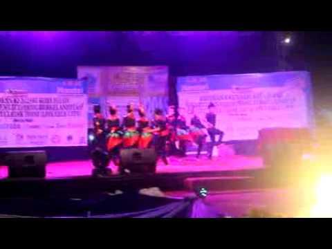 Tarian Lulo Kreasi sdn 14 kendari Barat HUT Kota Kendari