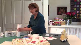 What Is Quilters Select Appli Web Fusible?