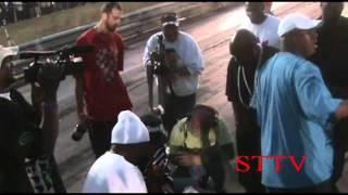 STTV - Tony Bynes Gangsta Bu vs Big Lo Fat Tuesday