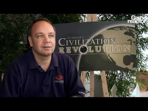 Sid Meier interview by gamereactor