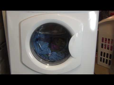 Hotpoint Aquarius WMA58 : Program A : Pre wash + time saver (Full cycle)