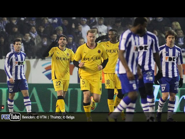2011-2012 - Jupiler Pro League - 25. AA Gent - Club Brugge 1-3