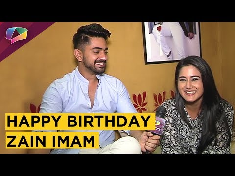 Aditi Rathore Celebrates Zain Imam's Birthday thumbnail