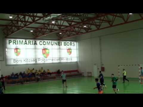 RMDSz Mikulás Kupa 2019 : Bors - Ady Endre 2-3 2.rész