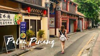 MALEZJA 🇲🇾 | Palau Pinang - Perła orientu i kulinarny raj wyspa Penang [HD]