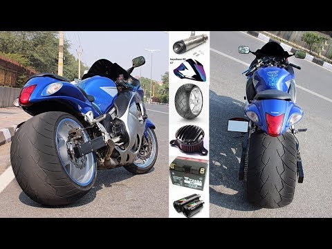 Superbike Modification / Fat Tyre Kits / Accessories / Parts