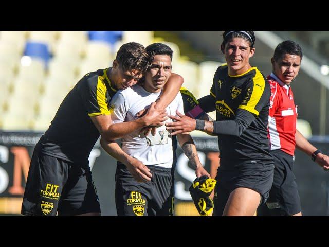 El Inmortal venció 1-0 a Vallenar