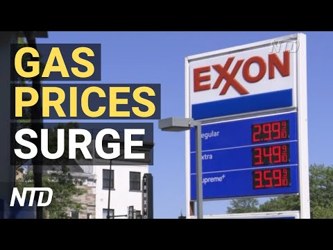 Memorial Day Gas Prices Highest Since 2014; DC AG Files Antitrust Suit Against Amazon | NTD Business
