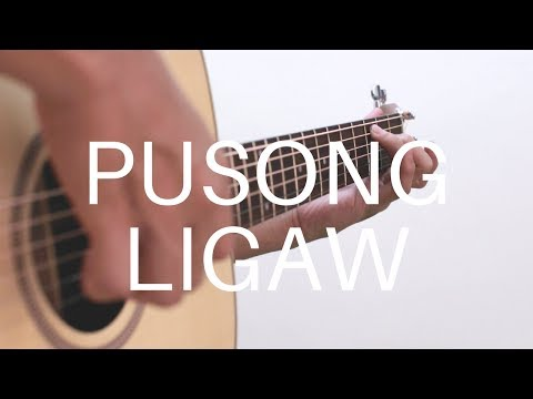 Jericho Rosales - Pusong Ligaw - Solo Fingerstyle Guitar