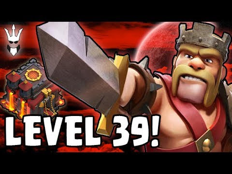 KING TO LEVEL 39! - TH10 Cloned LaLoon DE Farming - Clash of Clans - Clone Spell Event