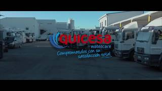 Quicesa watercare PSG