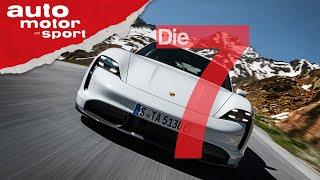 Ist das noch ein echter Porsche? 7 Fakten zum neuen Porsche Taycan (2019) | auto motor und sport