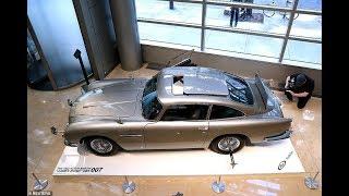 سيارة جيمس بوند تباع بمزاد في أمريكا بـ 6 3 ملايين دولار