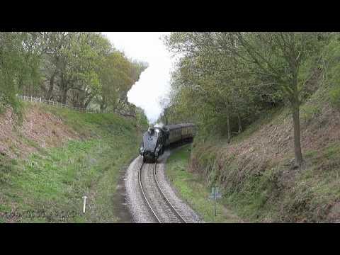 North Yorkshire Moors Railway - Spring Steam Gala 2010 - Part 1