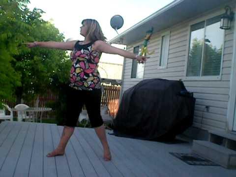 RyLee Jafari's dance