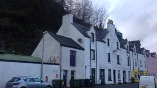 VIDEO 7 ISLE OF SKYE PORTREE HARBOUR WESTERN ISLES OF SCOTLAND