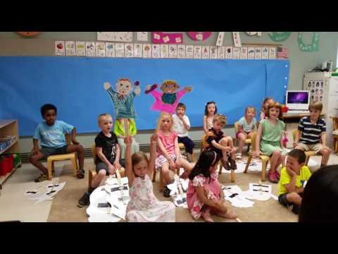 Kindergarten Closing 2016 Brown Memorial Weekday School